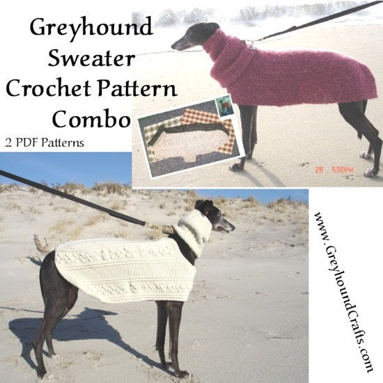 Greyhound Sweater Pattern Crochet Gray Cardigan Sweater