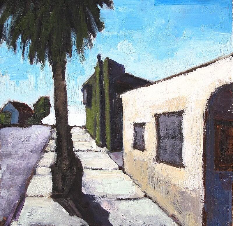 Hillcrest, San Diego, Urban Street Painting