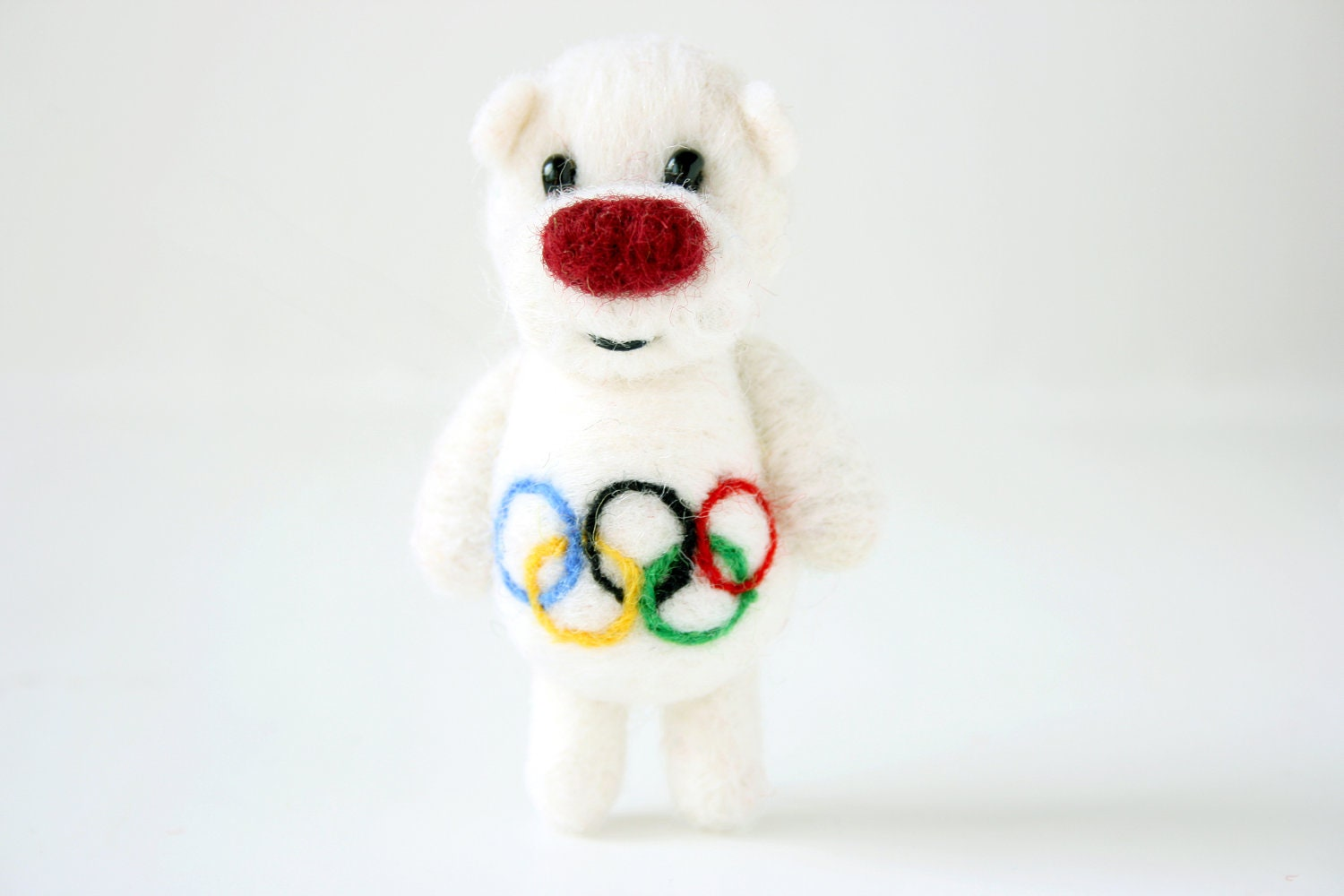 London Olympic games mascot bear