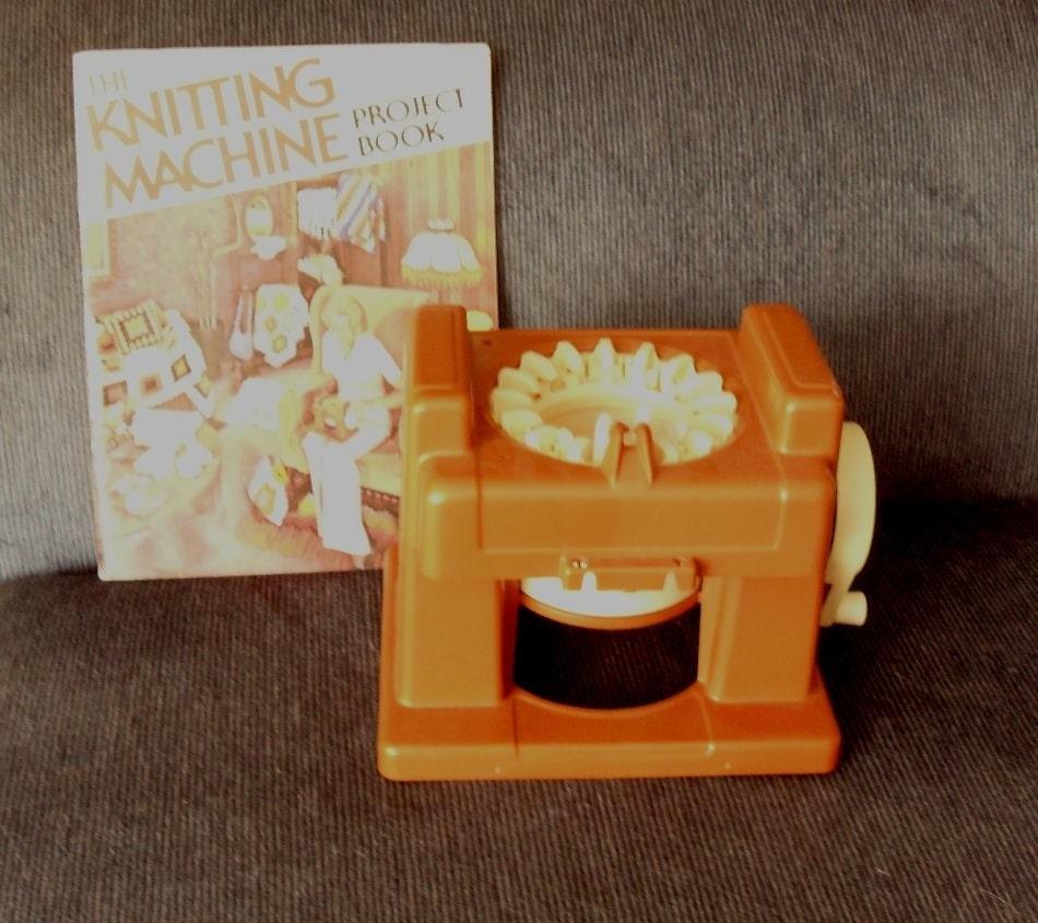 Vintage Knitting Machine : Vintage mattel knitting machine by cherylspurplecow on etsy