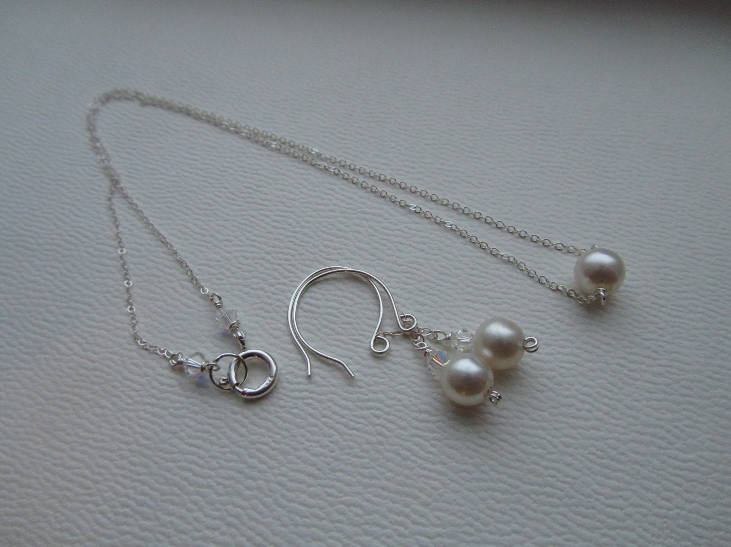 Eco-friendly Pearl Simplicity Set