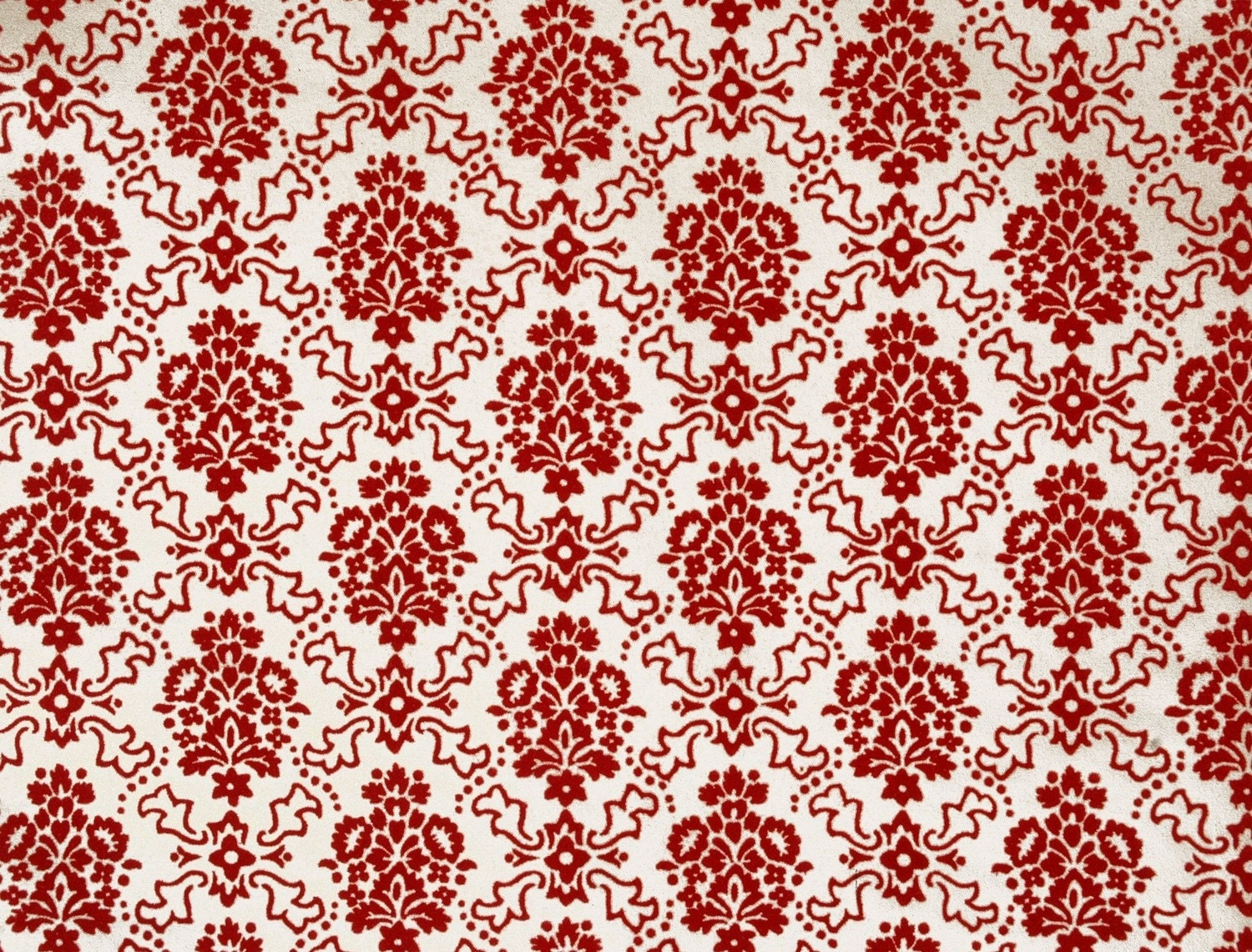 red flocked wallpaper red flocked wallpaper red wall paper