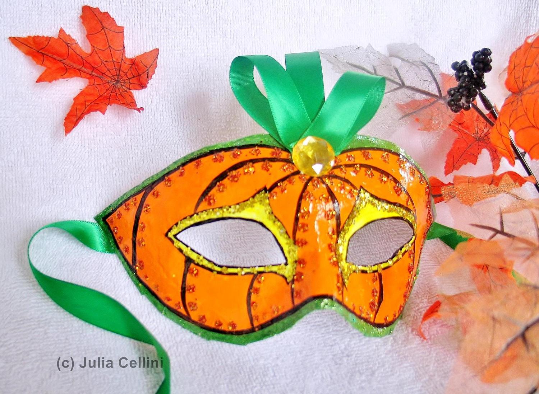 Halloween Pumpkin Mask - FairytaleStore
