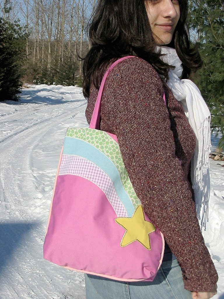 Lucky Star Tote