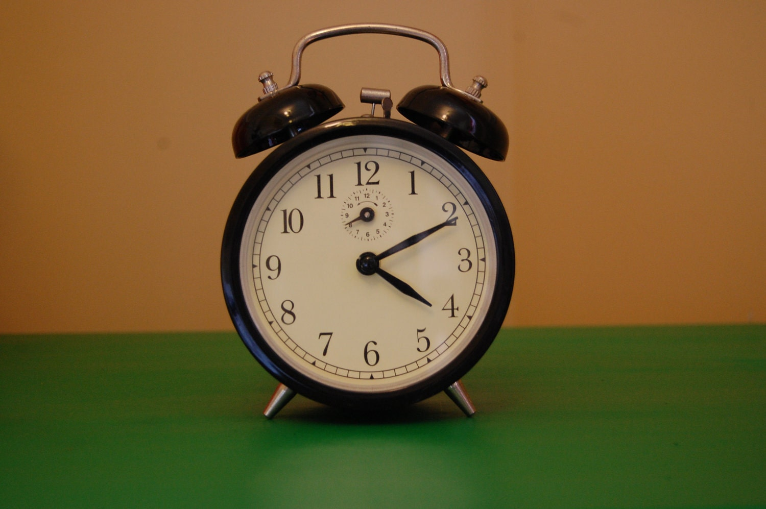 Old Fashioned Wind Up Clock