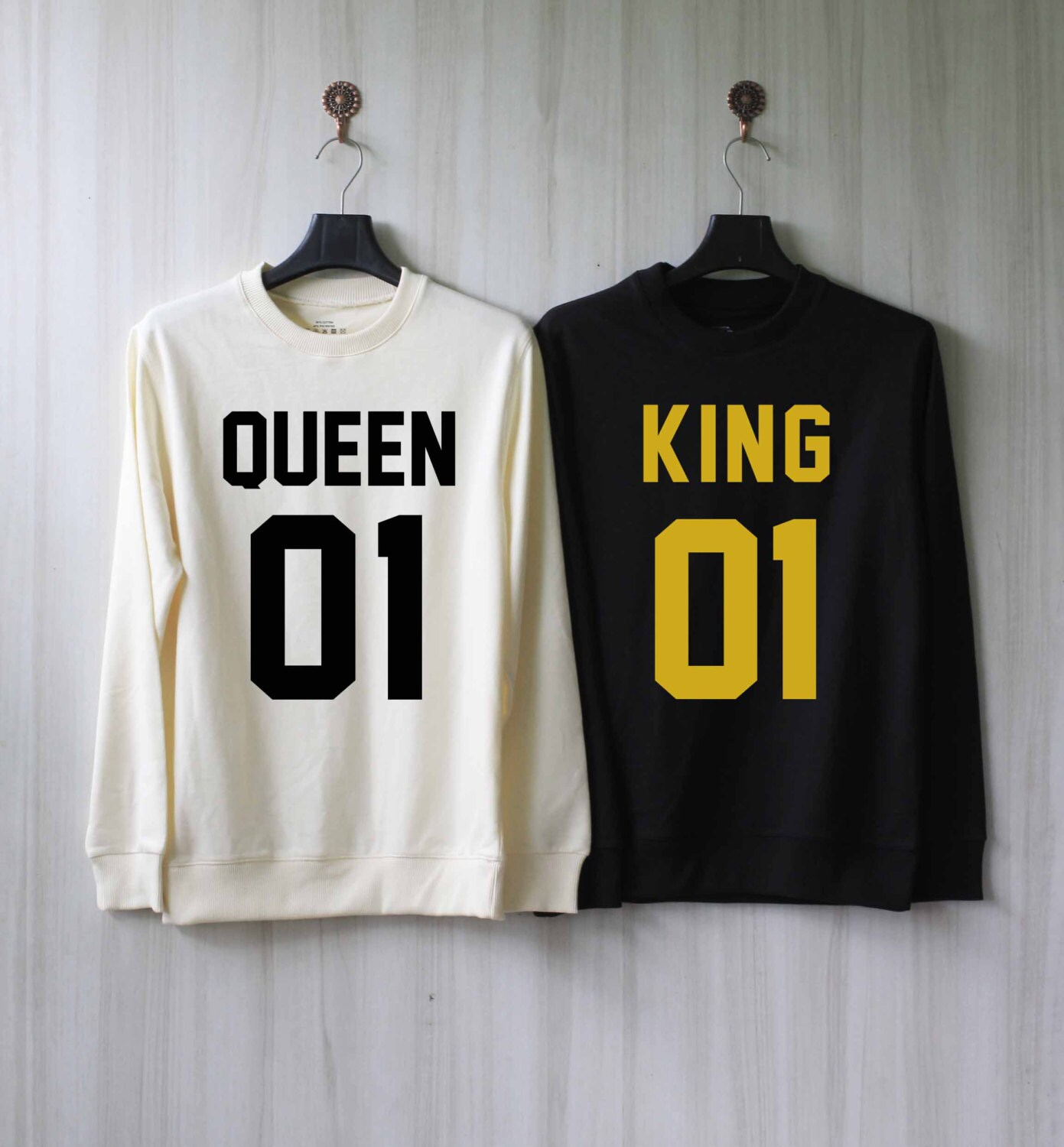 Amazonfr  King and Queen