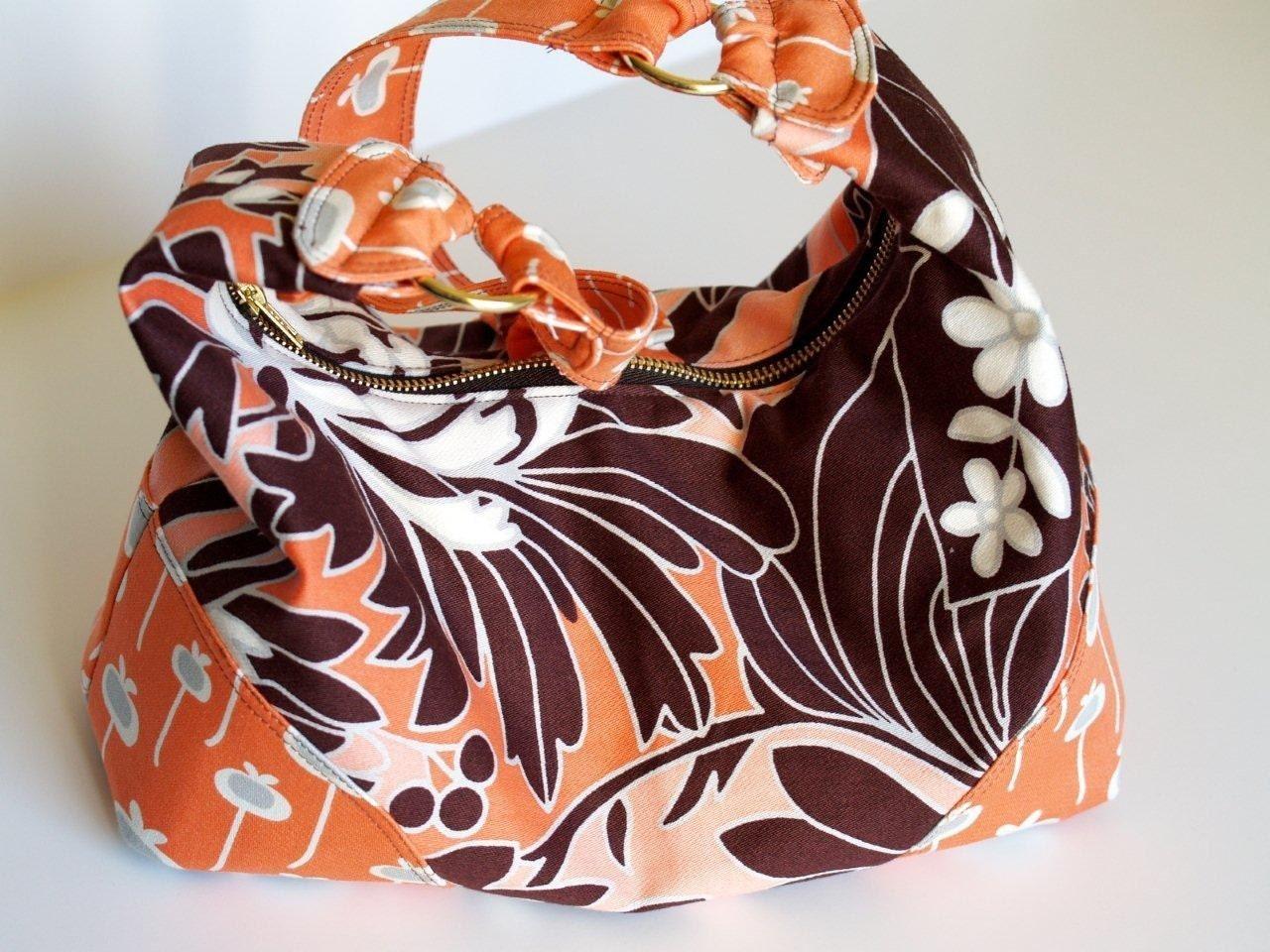 Rebecca Shoulder Bag Pattern