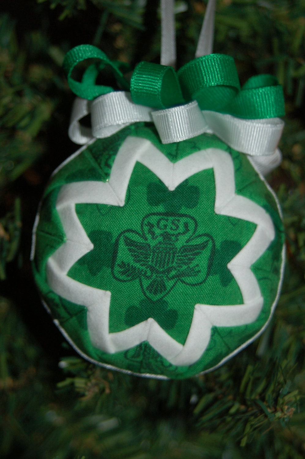 Homemade Christmas Ornaments For Girl Scouts : Etsy your place to buy and sell all things handmade