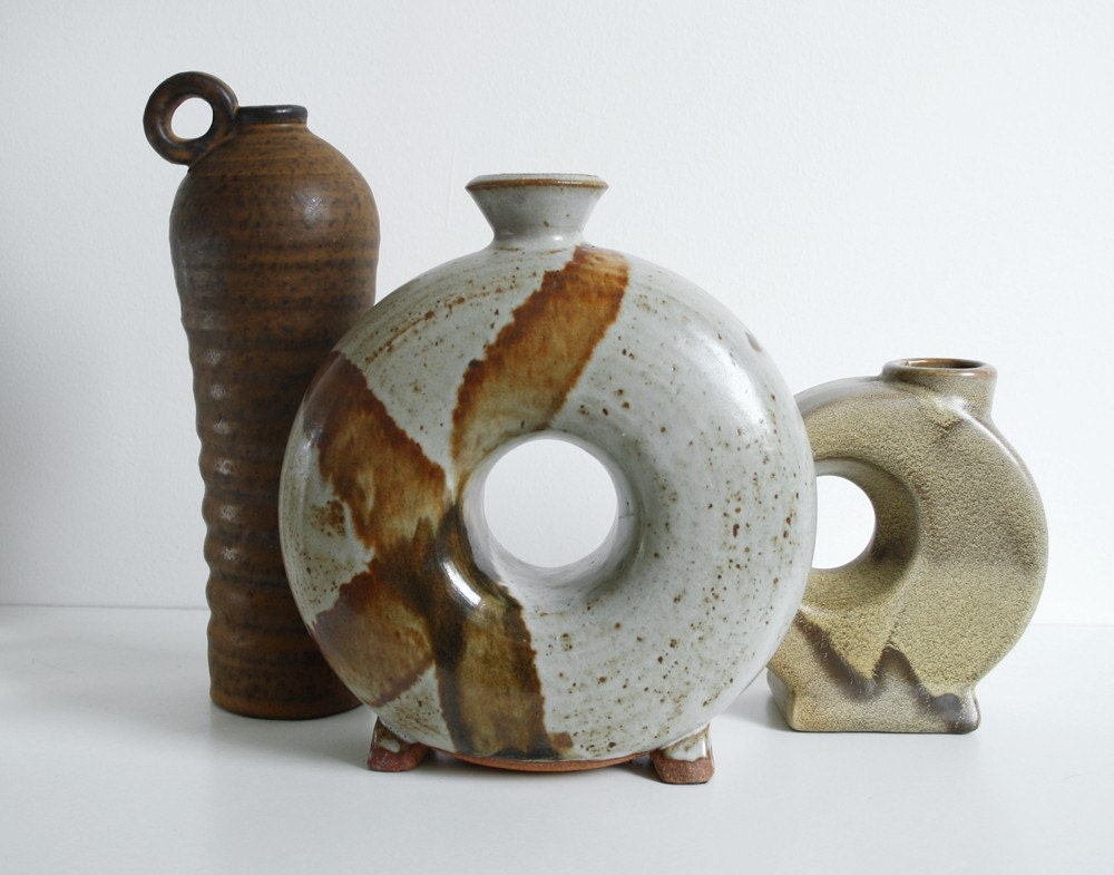 Голландская студия керамики Вазы