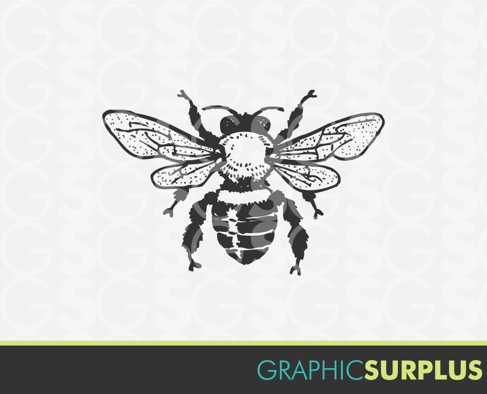 Similiar Vintage Honey Bee Art Keywords