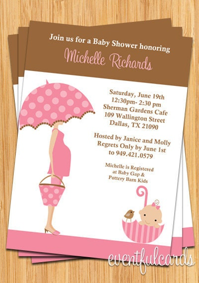 baby shower invitation 15 99 usd buy now on etsy this cute baby shower