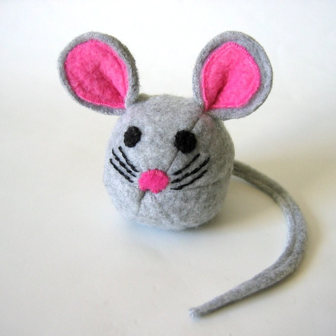 Mac The Mouse Organic Catnip Cat Toy