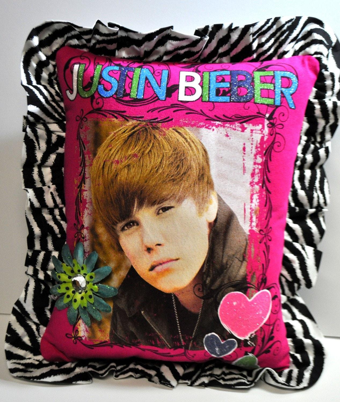 justin bieber zebra. Justin Bieber Zebra Print Pillow. From haleydavis