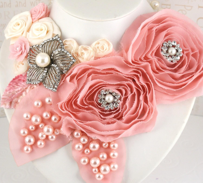 Как украсить платье своими руками цветы