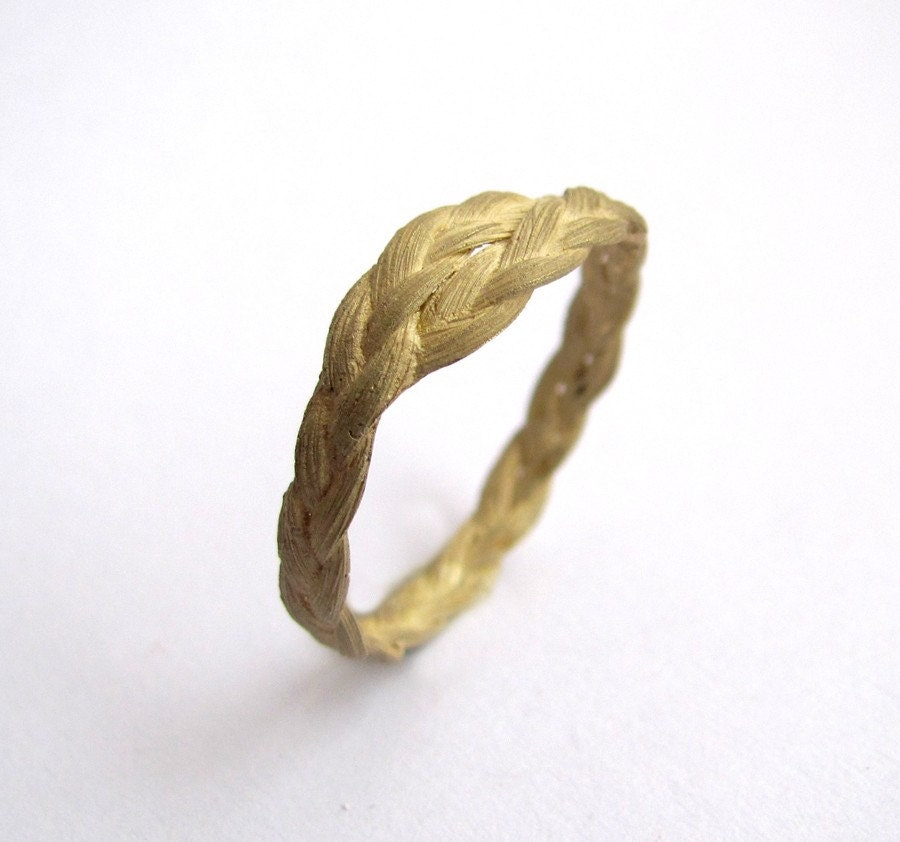 Zopf Ring