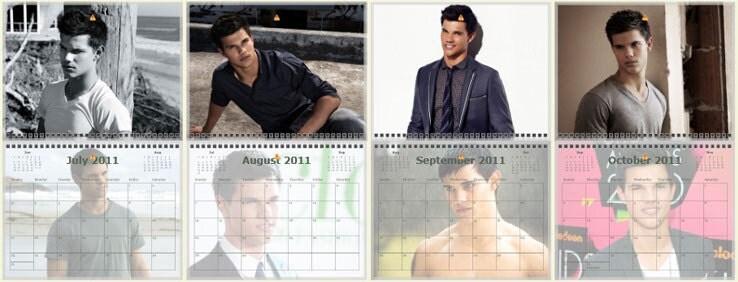 Calendar June Sia : Twilight italian un nuovissimo calendario per robert
