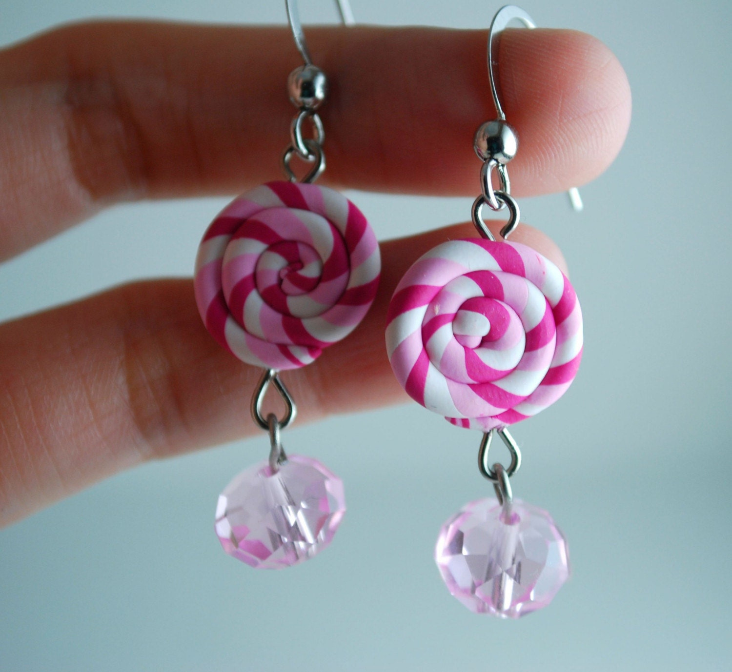 Polymer Clay Lolli Ears