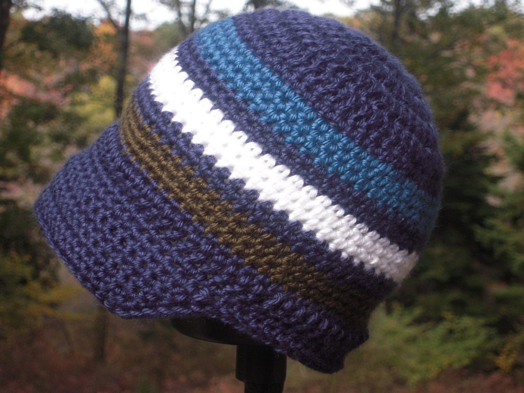 Free Crochet Pattern For Lace Beanie : Beanie Crochet Free Hat Pattern Crochet Guild