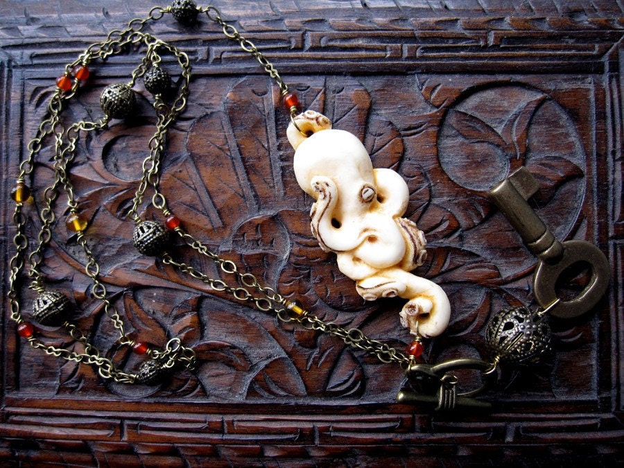 A Victorian Octopus ($45)