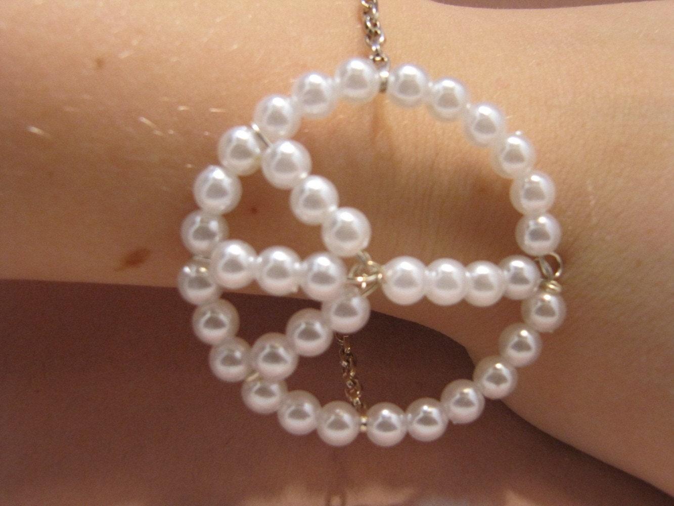 Peace Chain Bracelet