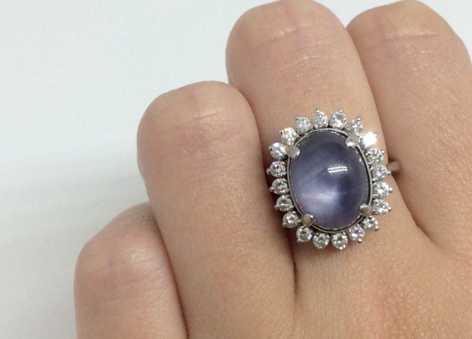 Cabochon black onyx inlay or pav0e9 black diamonds, 130 total carat weight