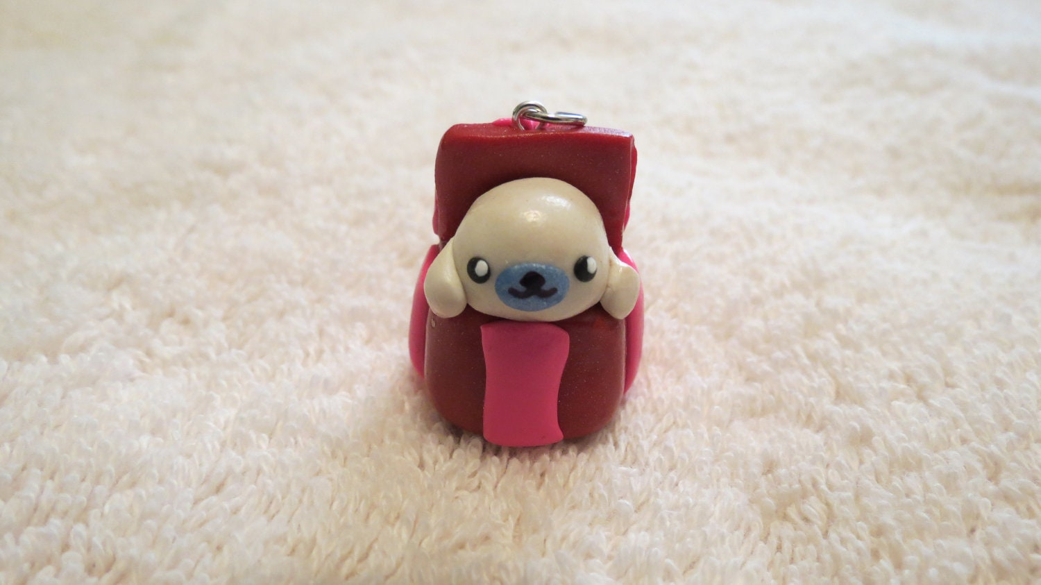 Polymer Clay Mamegoma Surprise