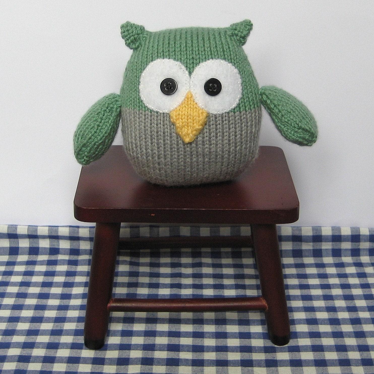 ravelry owl puffs pattern by jenna krupar owl knit pattern free