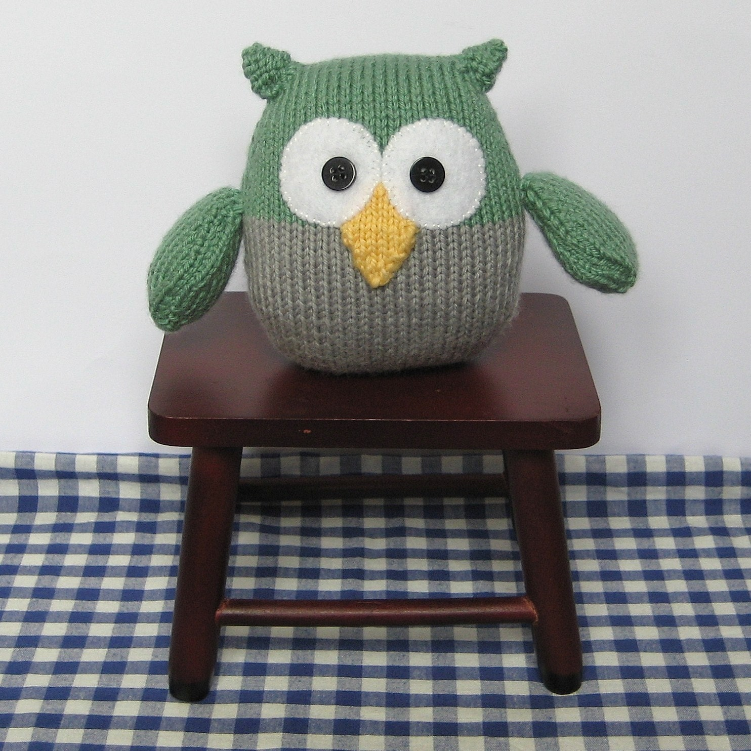 Free Knitting Patterns Tiny Toys : KNIT TOY PATTERNS   Free Patterns