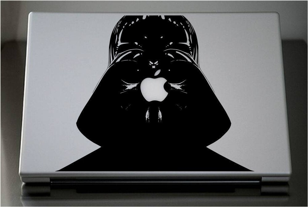 decals for macbook. Darth Vader MacBook Pro Laptop