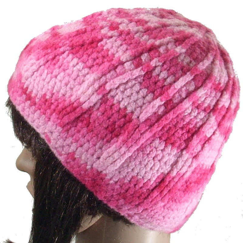 Whit's Knits: Felted Crocheted Bucket Hat - Knitting Crochet