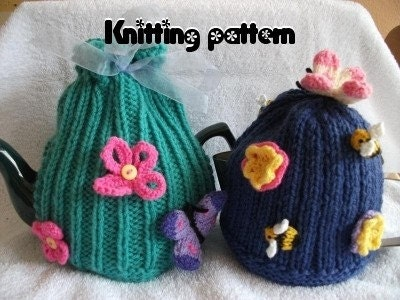 Tea Cosy Folk | Tea cosy knitting patterns and hand