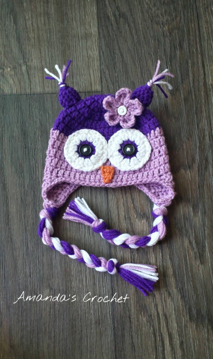 Fancy Repeat Crafter Me Crochet Owl Hat Pattern Image Collection