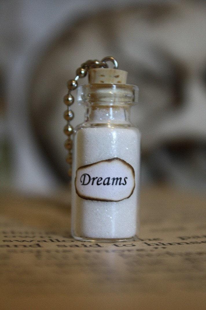Dreams Vial Necklace