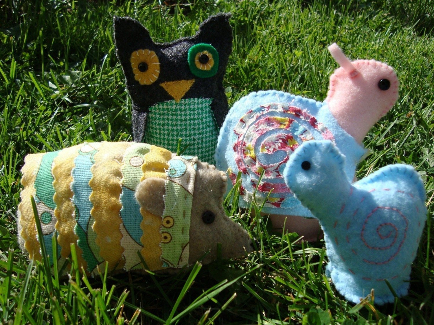 SALE Whosies OWL Quick Stitch e Pattern