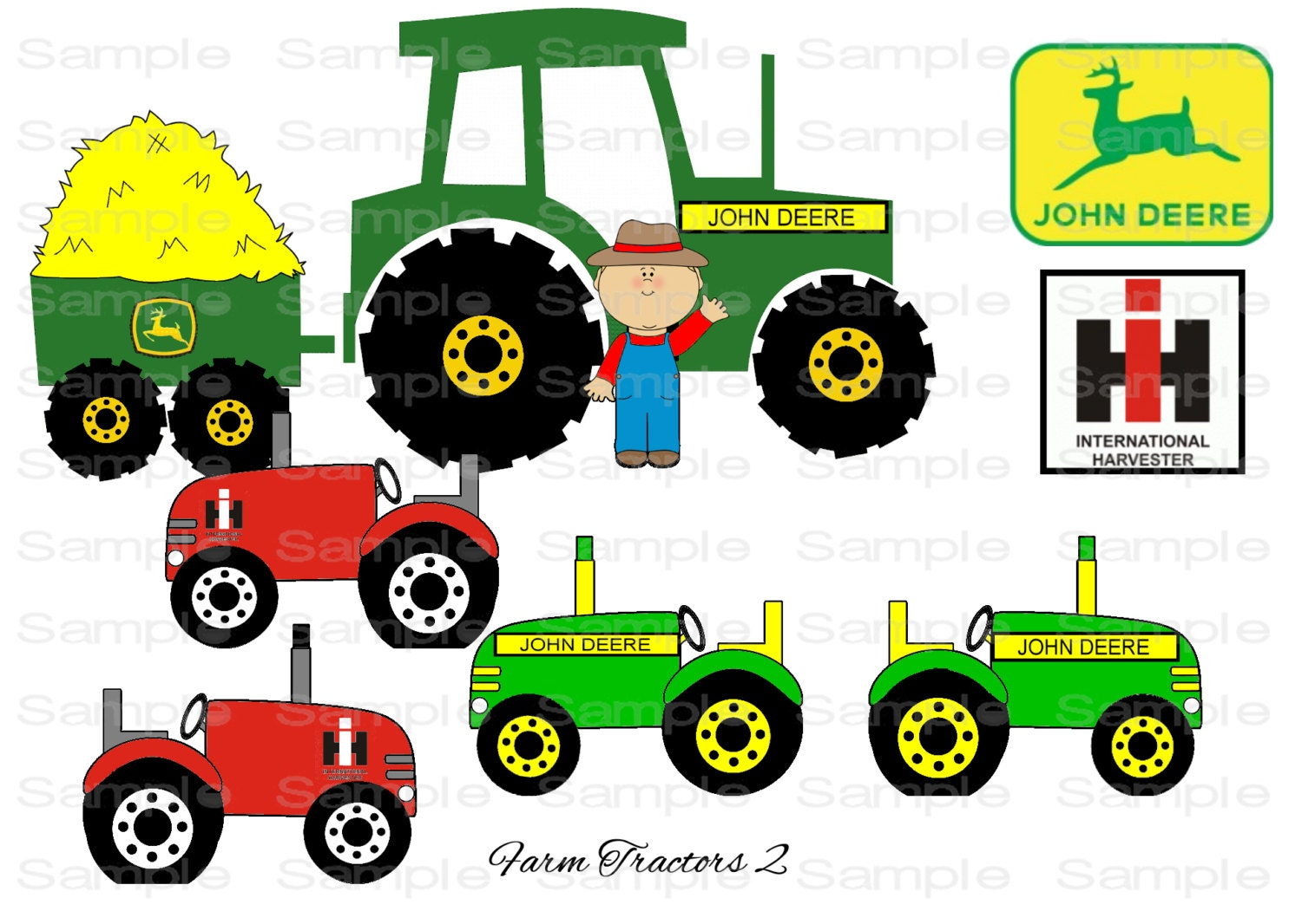 John Deere Tractor Invitations as awesome invitations design