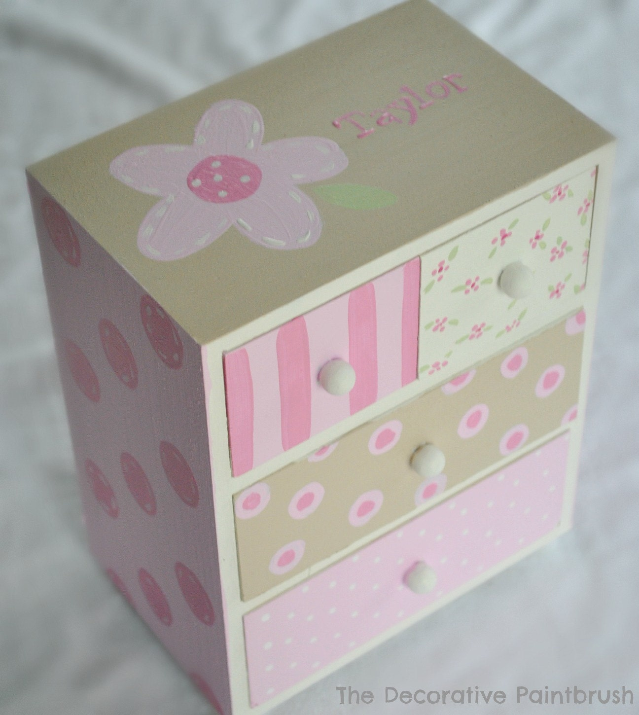 Jewelry Box Personalized Gift Flower Girl By