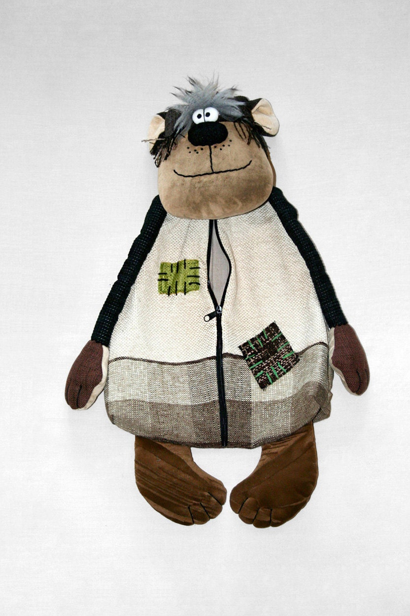 Bear. Pajamas keeper (23 inch)