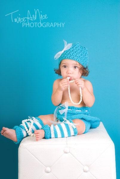 جلد پوشک با تطبیق و کلاه گرم پا راه راه Skirted -- شما رنگ را انتخاب کنید