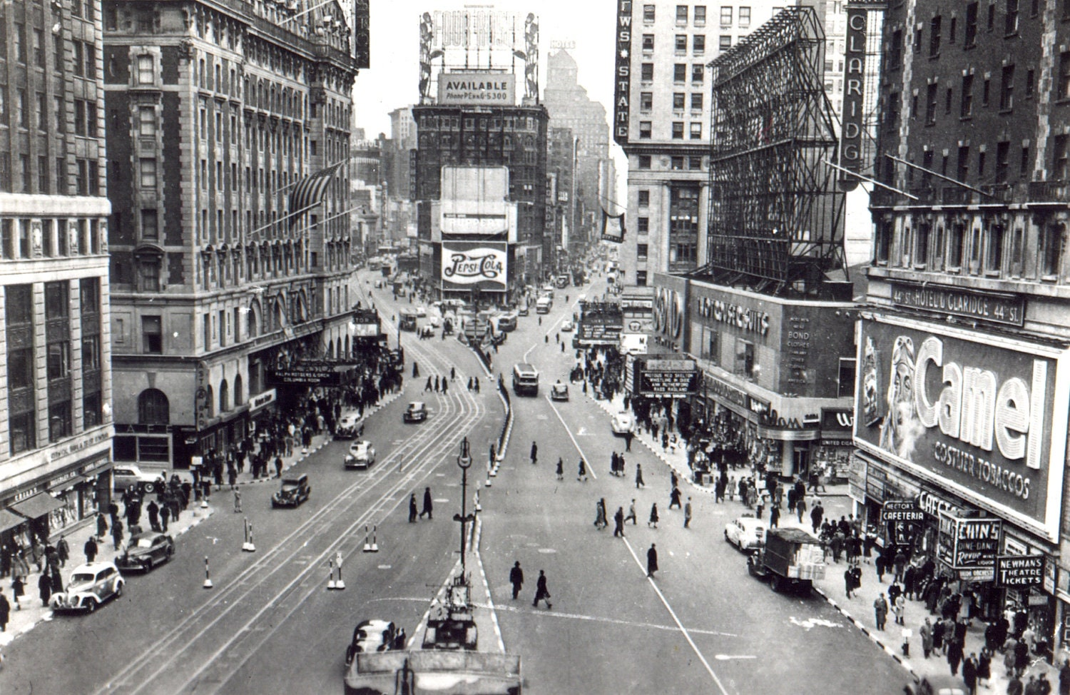 What New York City Sounded Like in the 1920s  Churchill Corporate