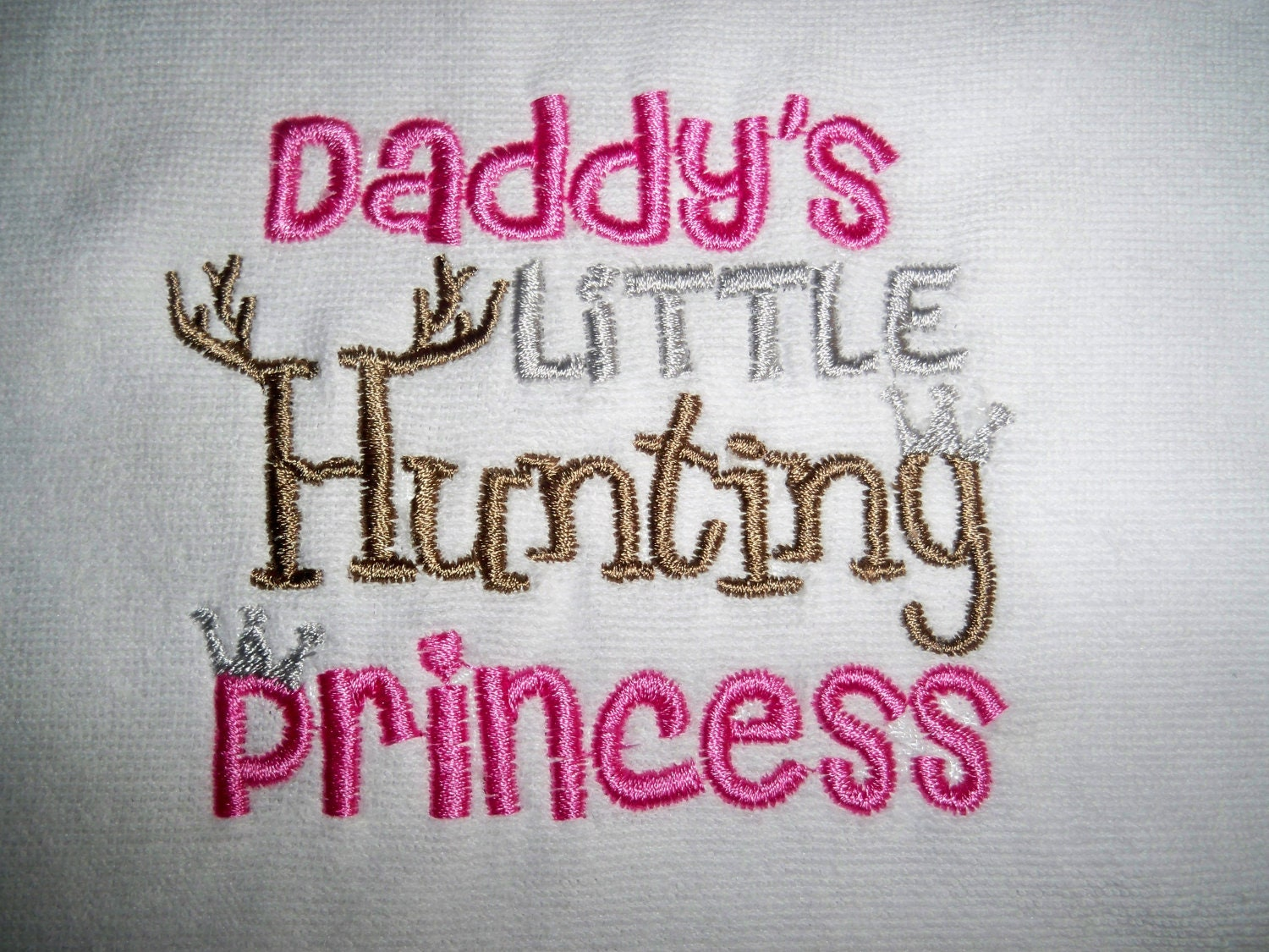 Baby Girl Daddy S Little Hunting Princess By