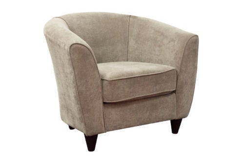 Designer Fabric Grey Mary Buoyant Chair