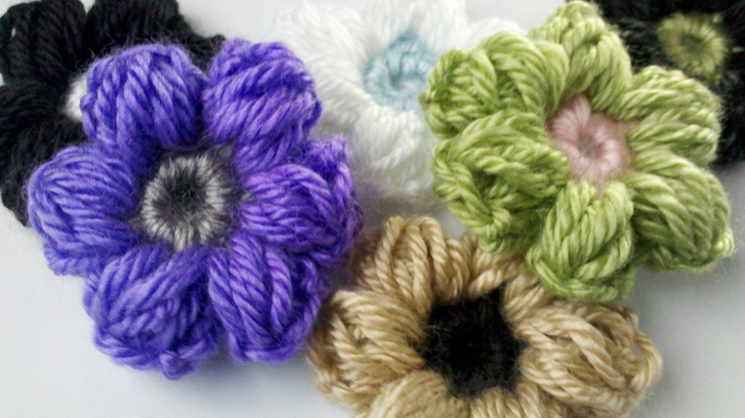 il 170x135.294457223 Crochet Treasury Celebrating the Puff Stitch