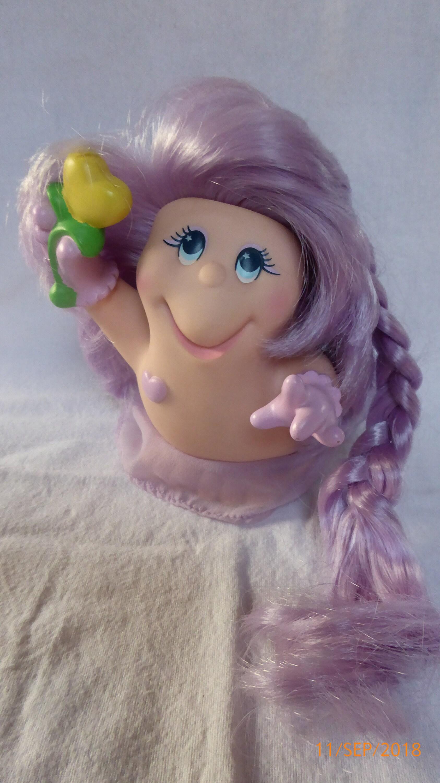 Princess Snuggleina 1985 Vintage toy by Playskool
