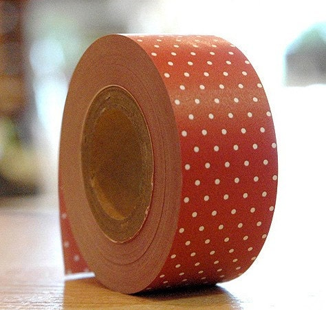 Water Activated Kraft Paper Tape - Dot