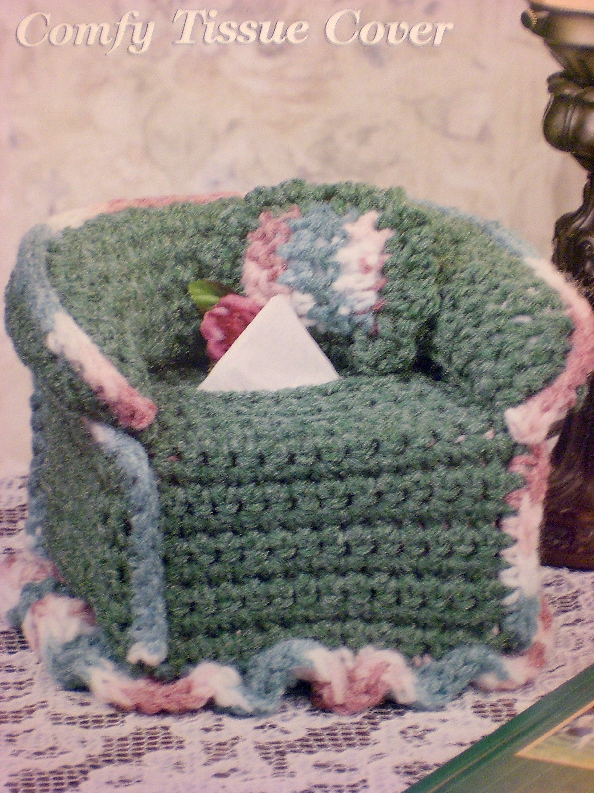 Free Crochet Pattern For Toilet Tissue Cover Crochet And