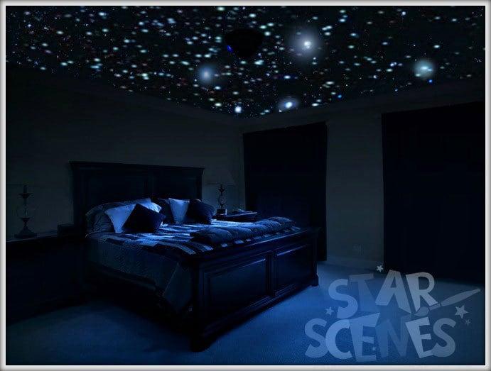 Items Similar To Glow In The Dark Stars Secret Star