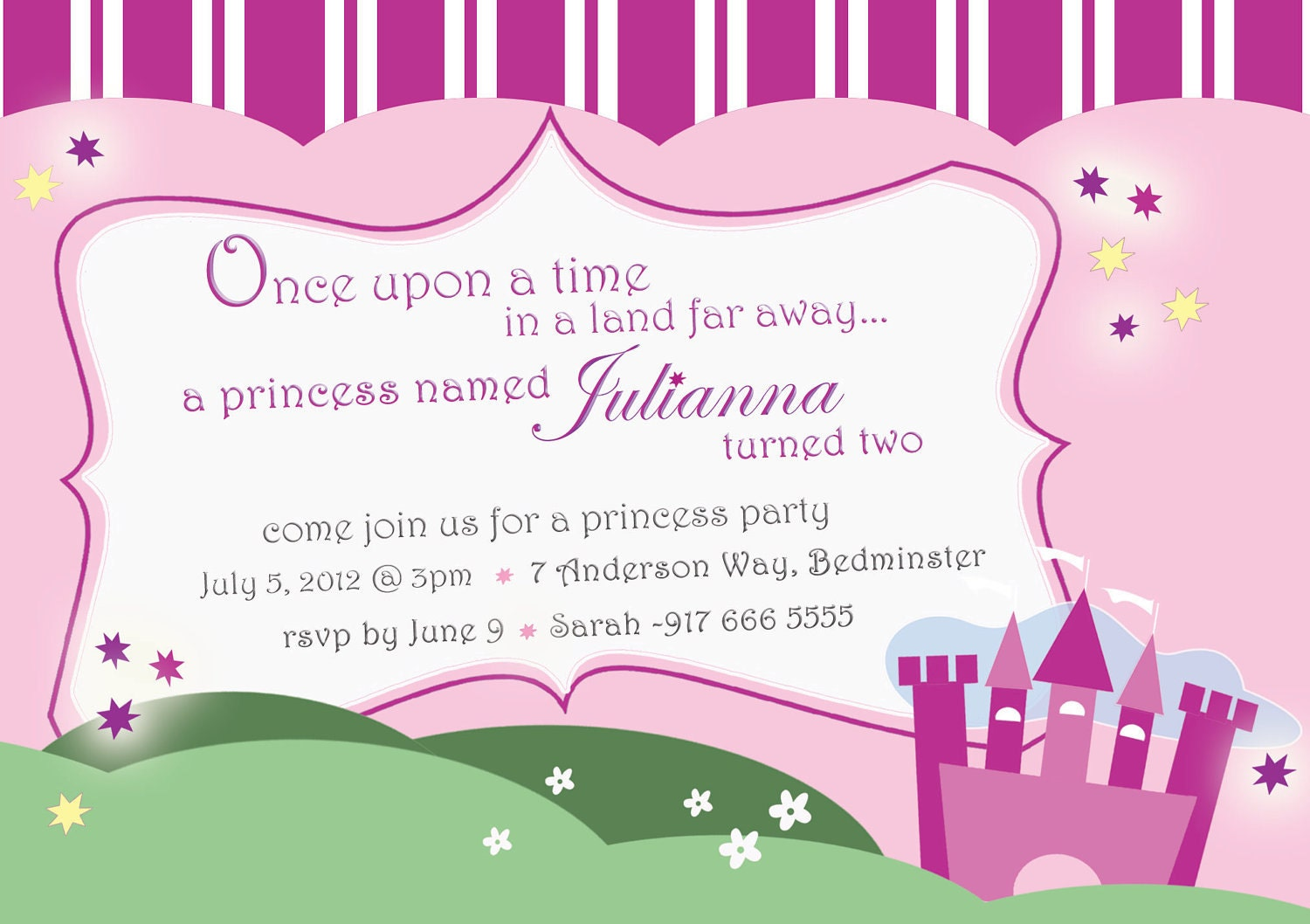 Gymnastic Party Invites with good invitations design