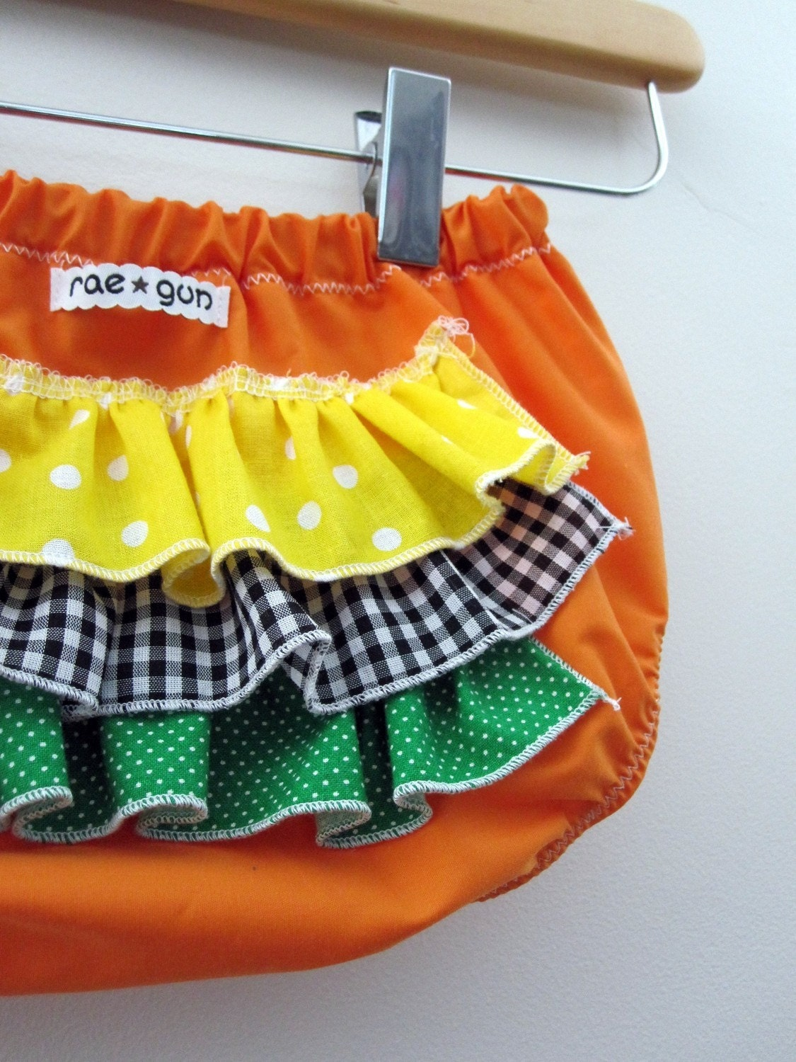 Littlest Witch -ruffle diaper covers