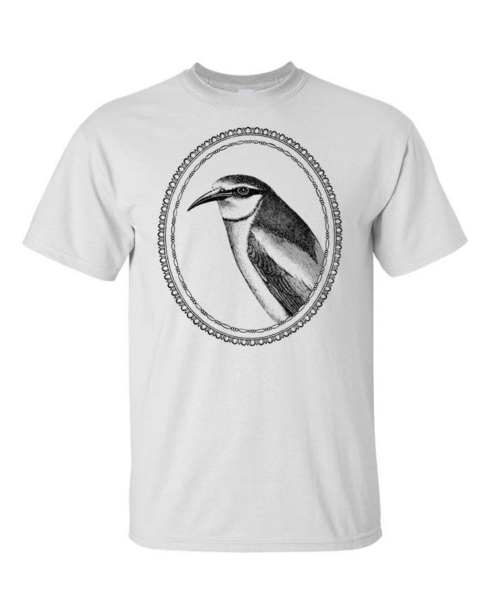 Mens Classy Penguin Screen Printed Tee Shirt S M L - SamsaraPrints