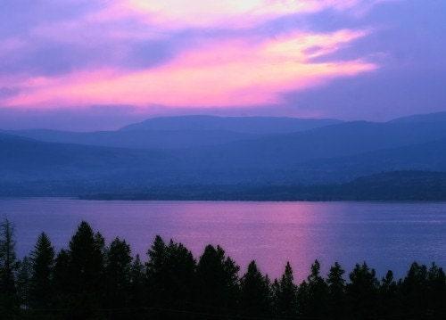 Okanagan  Lake Landscape Photography